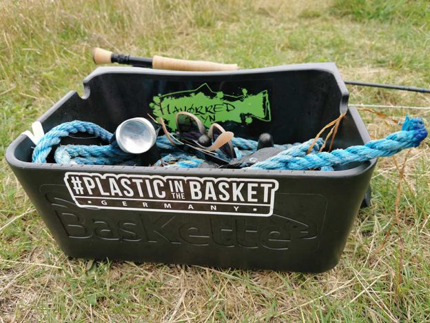 Plastic in the Basket